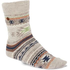 Birkenstock Cotton Kelim Socken Herren camel melange